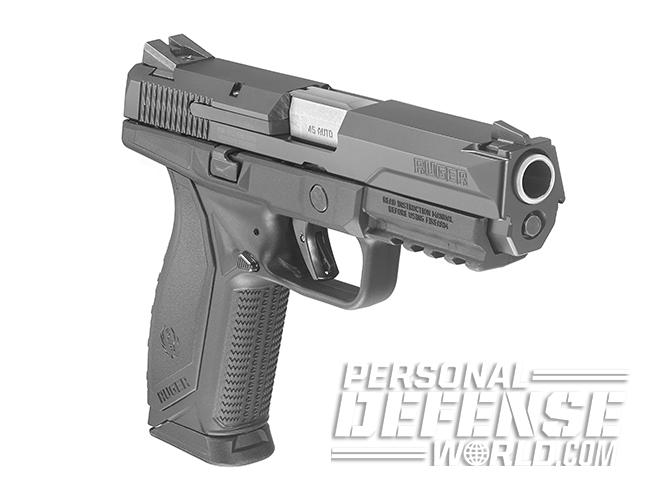 Ruger American Pistol polymer 45