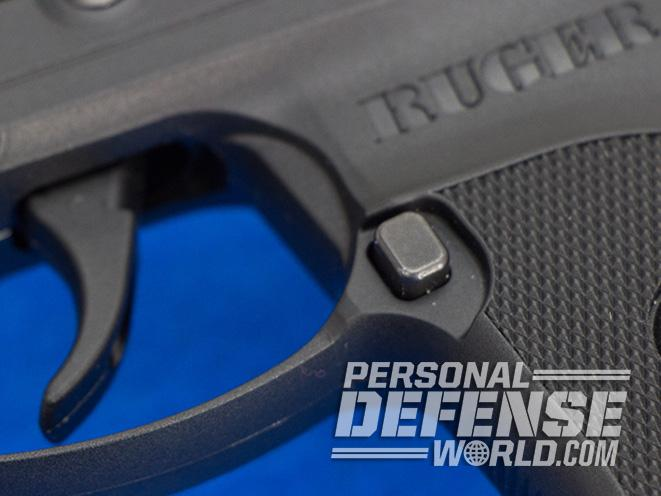 kel-tec p-3at Ruger LCP trigger and mag release