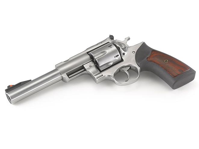 Ruger Super Redhawk 10mm revolver left profile