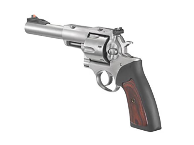 Ruger Super Redhawk 10mm revolver left angle