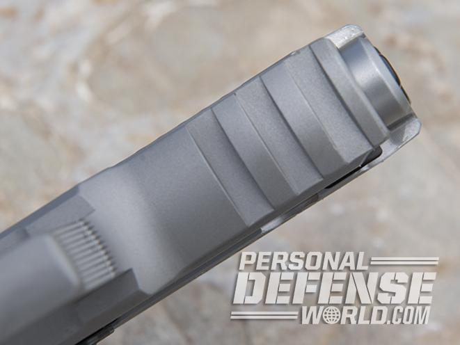 Sig Sauer P229 ASE pistol rail