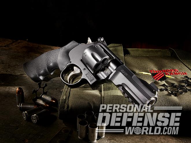 Smith & Wesson Performance Center Model 325 Thunder Ranch revolver beauty