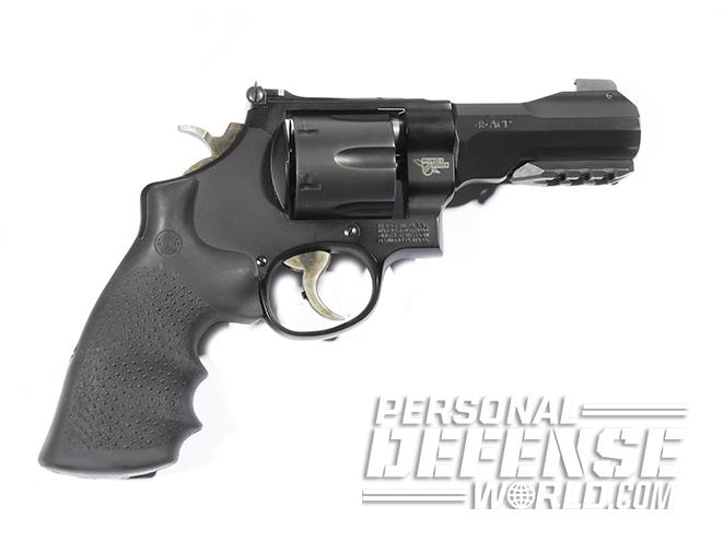 Smith & Wesson Performance Center Model 325 Thunder Ranch revolver right profile