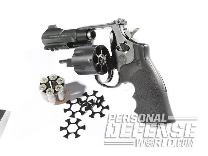 Smith & Wesson Performance Center Model 325 Thunder Ranch revolver speed loader