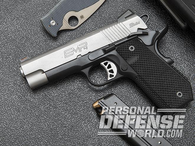 Springfield EMP CCC pistol