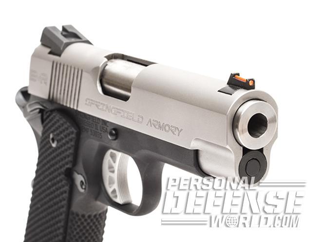 Springfield EMP CCC pistol front sight