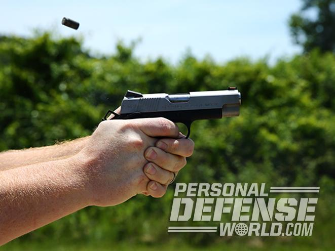 Springfield EMP CCC pistol test