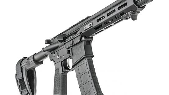 Springfield Saint AR-15 Pistol right angle