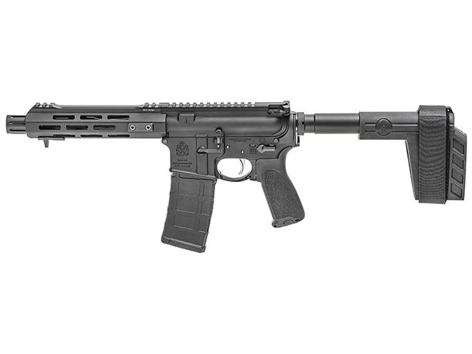 Springfield Saint AR-15 Pistol left profile