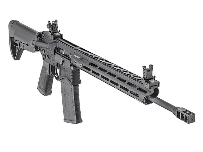 Springfield Saint Edge rifle right angle