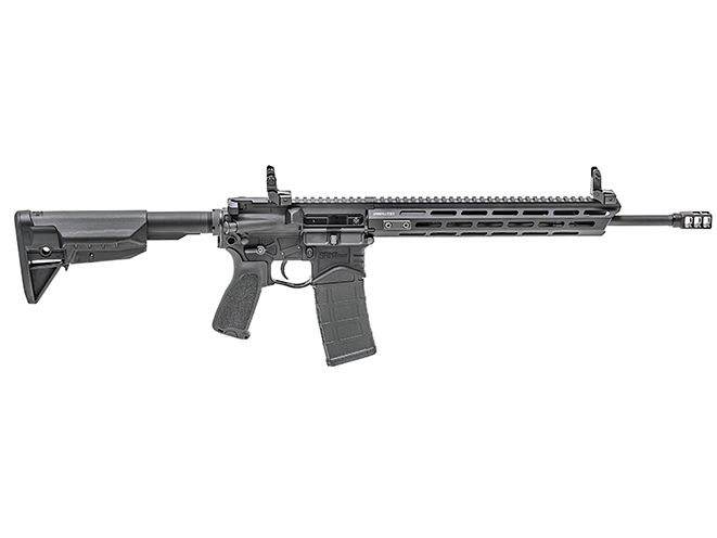 Springfield Saint Edge rifle right profile