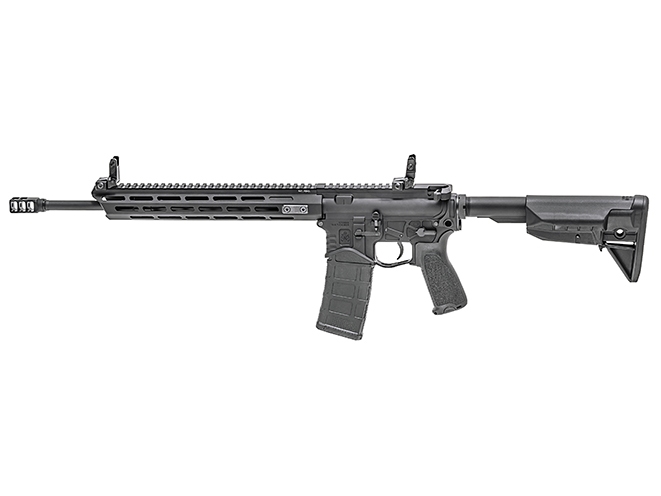 Springfield Saint Edge rifle left profile