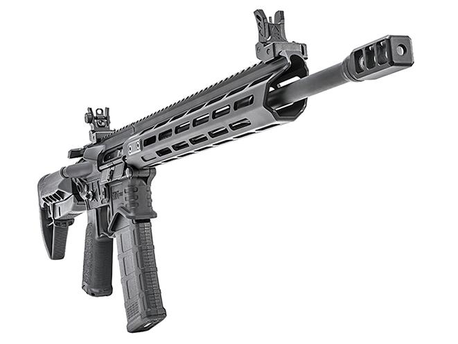 Springfield Saint Edge rifle front angle