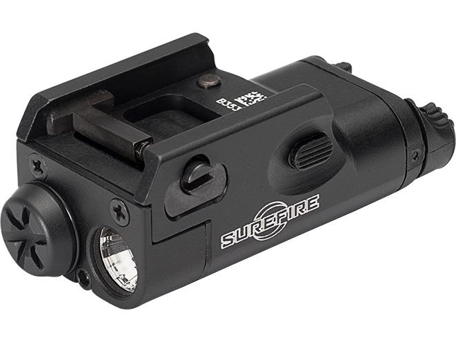 SureFire XC1-B light left angle