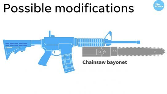 usa today chainsaw bayonet attachment