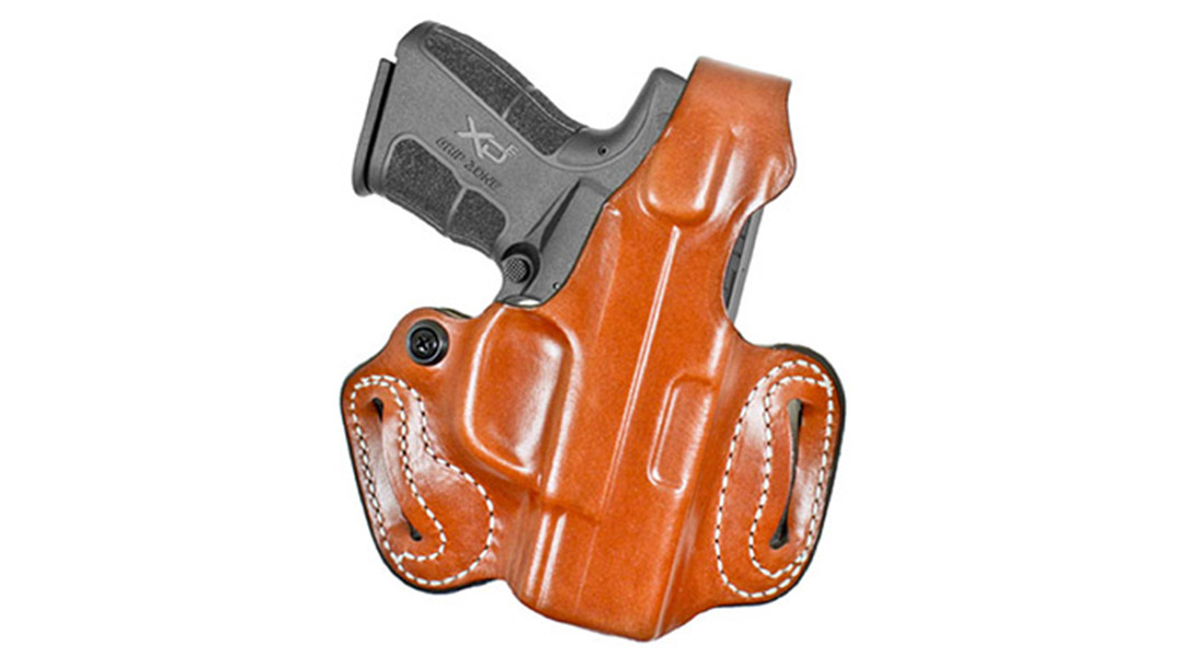 DeSantis Announces 10 Holster Fits for Springfield XDE in  45 ACP
