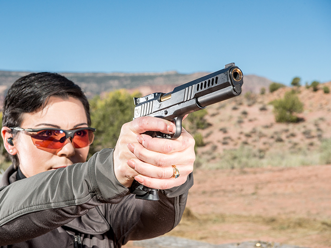 Nighthawk Chairman Pistol Athlon Outdoors Rendezvous lead