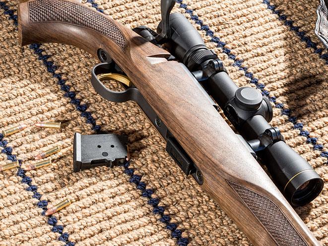 SteyrZephyr II Rifle Athlon Outdoors Rendezvous ammo