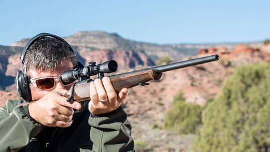 Steyr 22 series Zephyr II Rifle Athlon Outdoors Rendezvous lead
