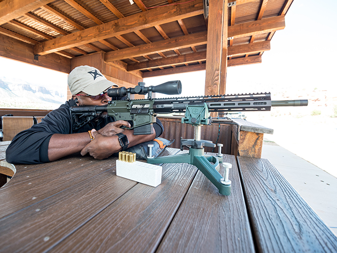 Wilson Combat Rifles Ultimate Hunter Athlon Outdoors Rendezvous lead