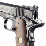 Wilson Combat Pinnacle Pistol Athlon Outdoors Rendezvous grip