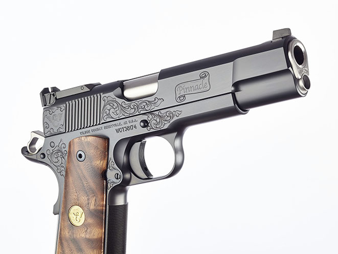 Wilson Combat Pinnacle Pistol Athlon Outdoors Rendezvous right