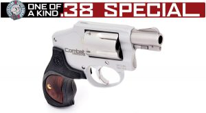 Win this Commemorative Combat Handguns S&W Model 642 Snubbie