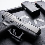 Glock 26 Gen5 pistol launch right