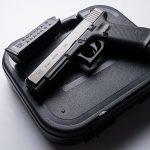 Glock 34 Gen5 MOS pistol release lead