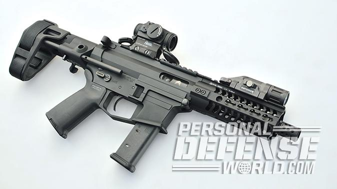 Gun Review: The Angstadt Arms UDP-9 AR Pistol