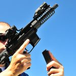 Angstadt Arms UDP-9 Pistol loading