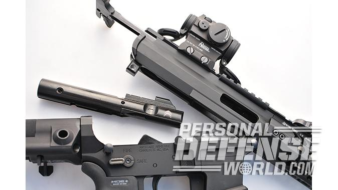 Angstadt Arms UDP-9 Pistol upper and bcg
