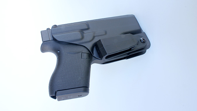 Blade-Tech Klimt iwb holsters