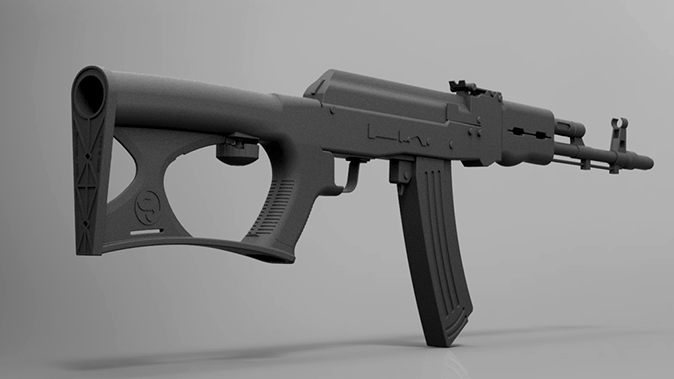 slide fire saiga bump stock