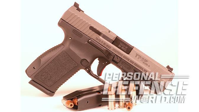 Canik TP9SF Elite-S pistol magazine