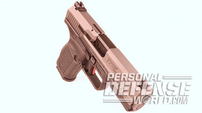 Gun Review: The Canik TP9SF Elite-S 9mm Pistol