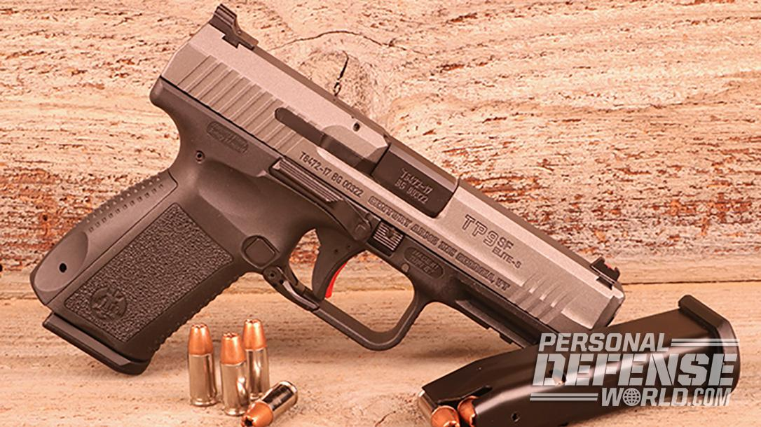 Century Arms Releases Accessories for Canik TP9 Pistol