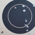 colt cobra revolver target