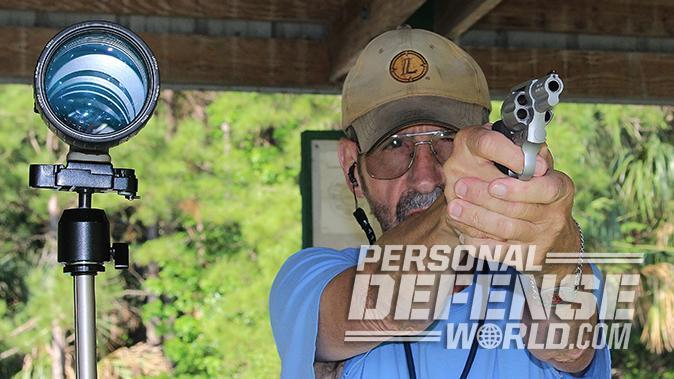 colt cobra revolver test