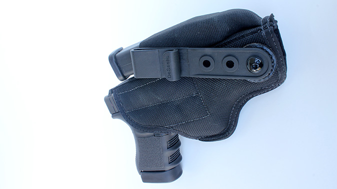 DeSantis Tuck-This II iwb holsters