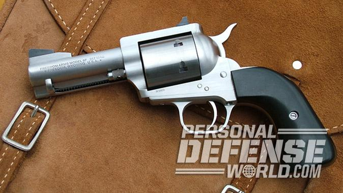 Freedom Arms Model 97 revolver