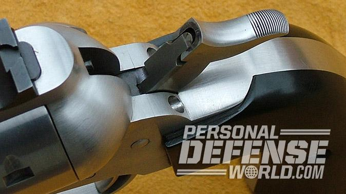 Freedom Arms Model 97 revolver transfer bar