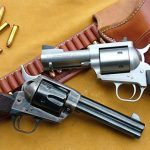 Freedom Arms Model 97 revolver vs colt model 1873 single action army