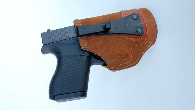 Galco Tuck-N-Go iwb holsters