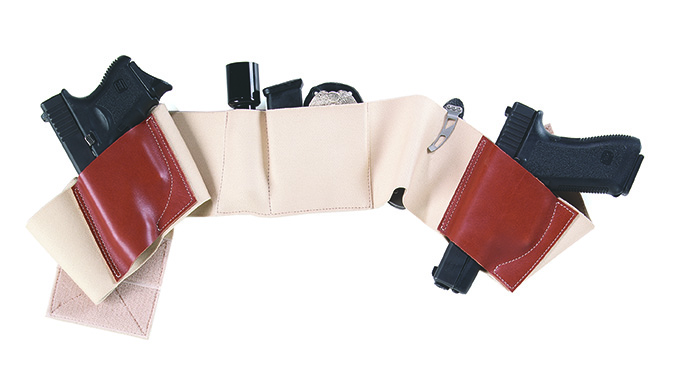 Galco UnderWraps discreet concealed carry holsters