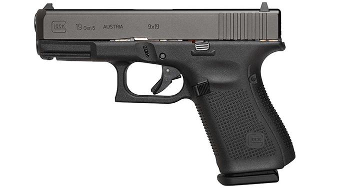 Glock 19 Gen5 best ccw pistols