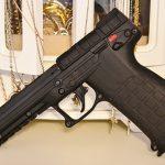 Kel-Tec PMR-30 pistol left profile