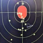 Kel-Tec PMR-30 pistol target