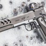 Kimber Super Jägare pistol