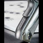 Kimber Super Jägare pistol backstrap